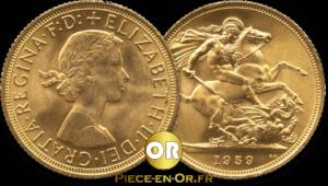 Souverain Elizabeth II